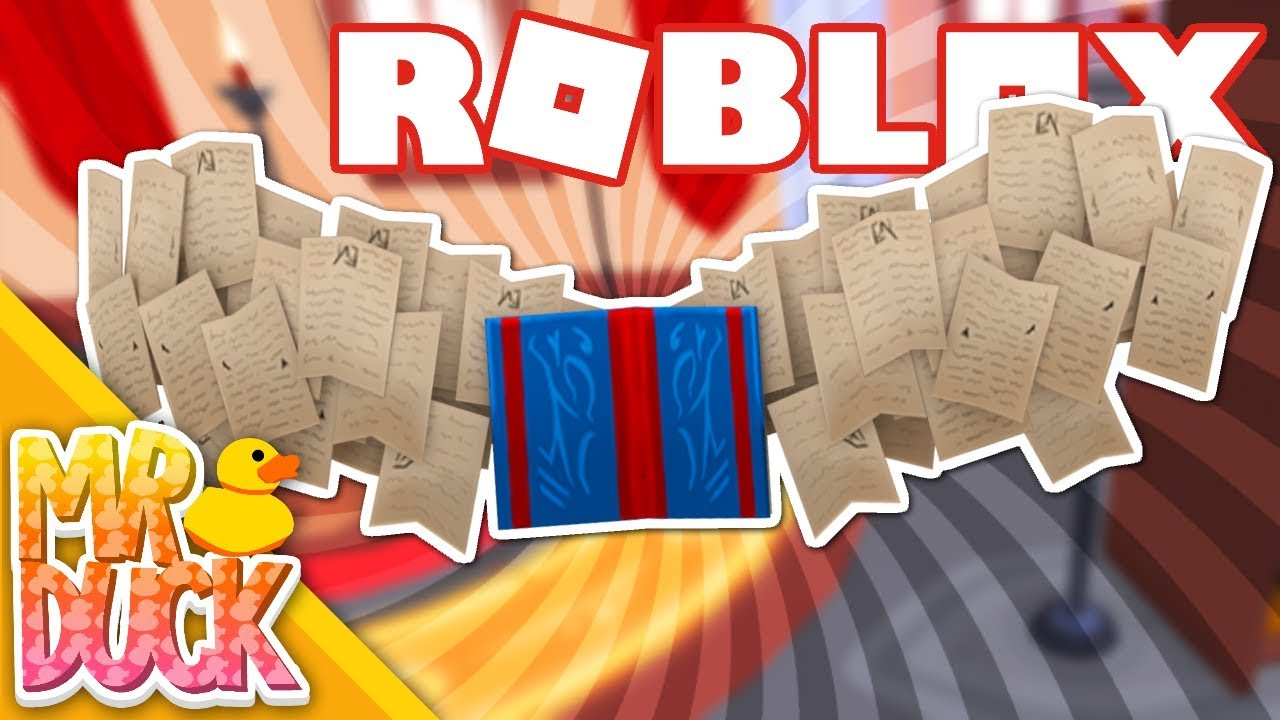 How To Get The Book Wings Roblox Halloween Event 2020 HOW TO GET THE BOOK WINGS   ROBLOX CREATOR CHALLENGE EVENT   YouTube