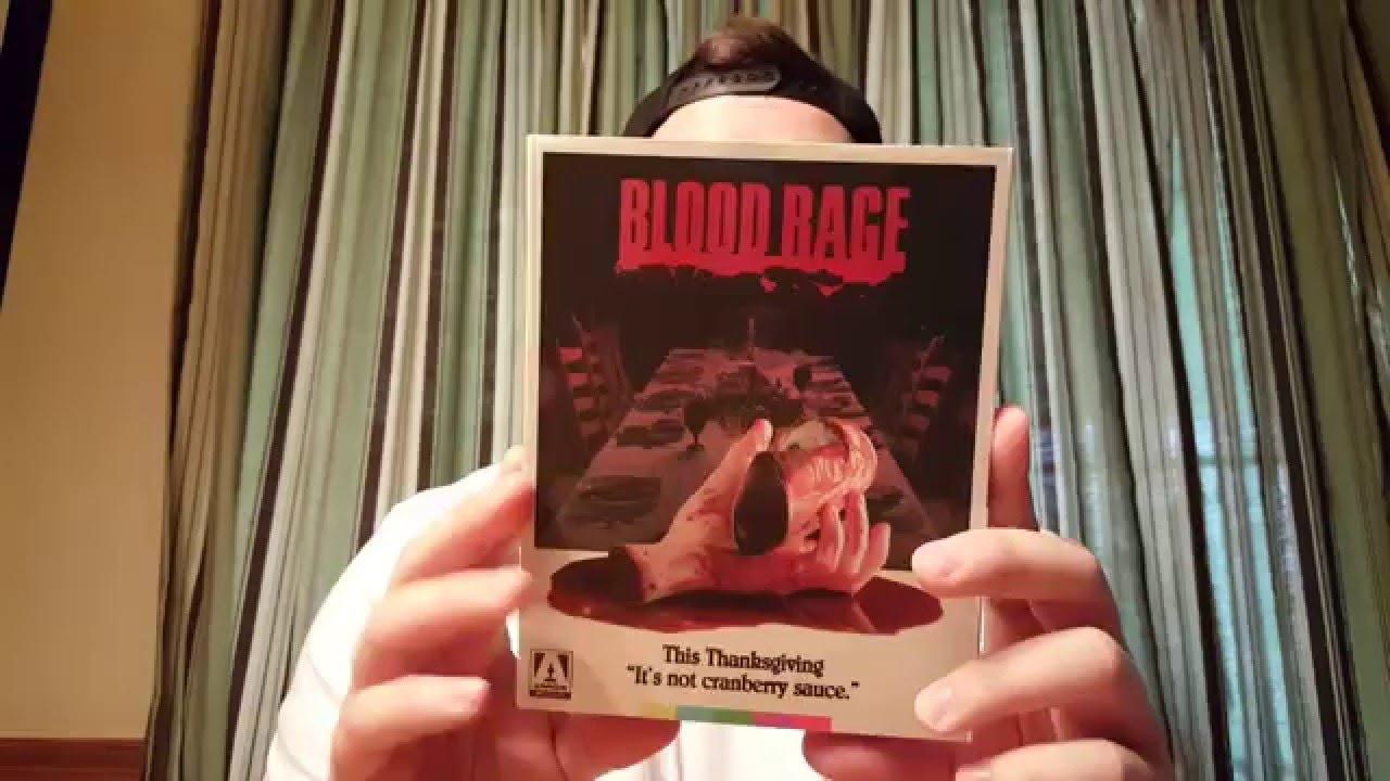 Download Blood Rage (1987) Arrow Video blu-ray