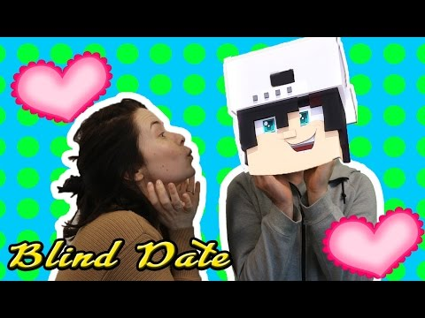 BLIND DATE WITH RAVEN | Kelly and Carly Vlogs.