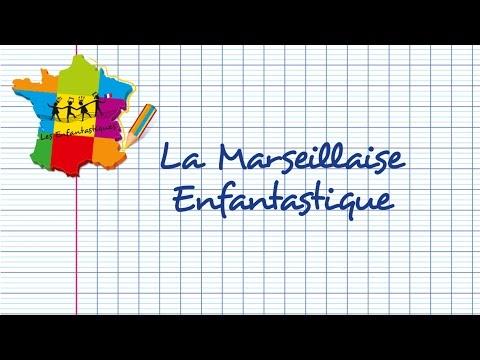 LA MARSEILLAISE ENFANTASTIQUE - Les Enfantastiques - Chorale d'enfants