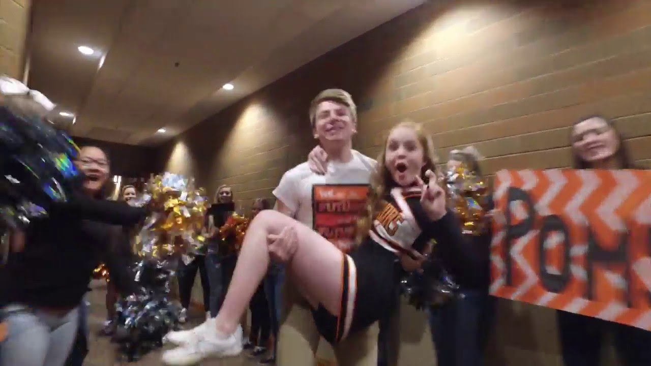 Lincoln Way West Lip Dub 2016 Youtube
