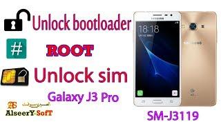 Galaxy J3 Orbit Bootloader