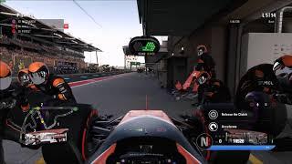 F1 2017: Season 1 Finished! (Day into Knight) Abu Dubai GP | Career Mode