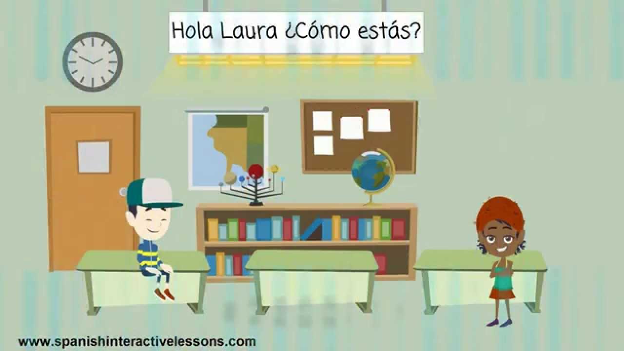 Greetings in spanish saludos en espaol basic spanish course 1 greetings in spanish saludos en espaol basic spanish course 1 kristyandbryce Gallery