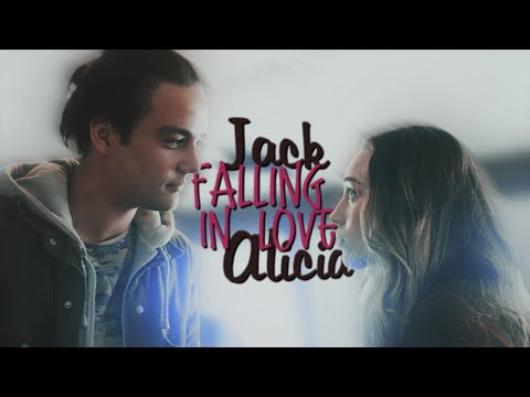 Jack and Alicia | Falling in love | THC