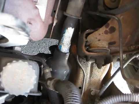 chevy  steering slop youtube