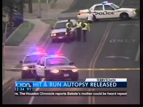 Hit-and-run autopsy released
