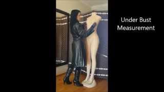 How to measure yourself - Marisela Veludo - Passion4Fashion