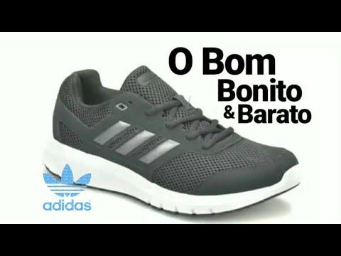 Tênis Adidas Bom, Bonito e Barato mesmo ! 👟