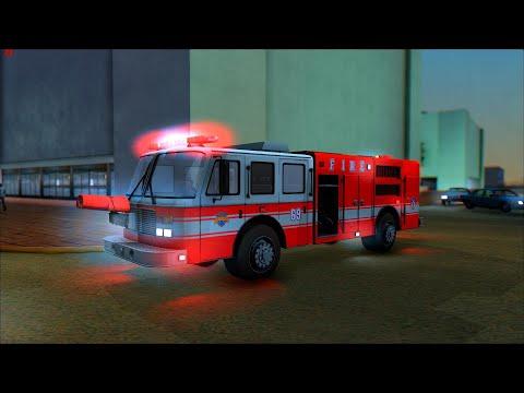 [SHW] Pierce engine - airport Fire service - IVF