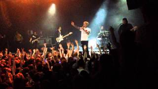 The Neighbourhood- W.D.Y.W.F.M? #NBHD #leeds #university #union #stylus