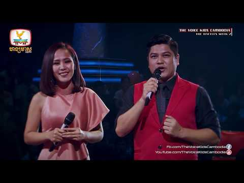 Result  (The Battle Week 2 | The Voice Kids Cambodia 2017)