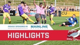 Scarborough Athletic v Grantham Town - 20/4/2019