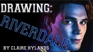 Drawing Riverdale: Archie Andrews (KJ Apa)