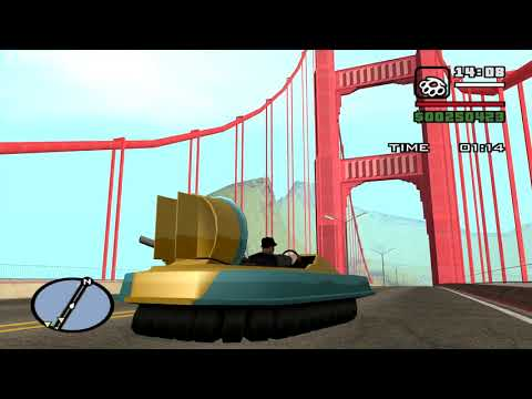 What Happens If There's No Water During Boat School? GTA San Andreas