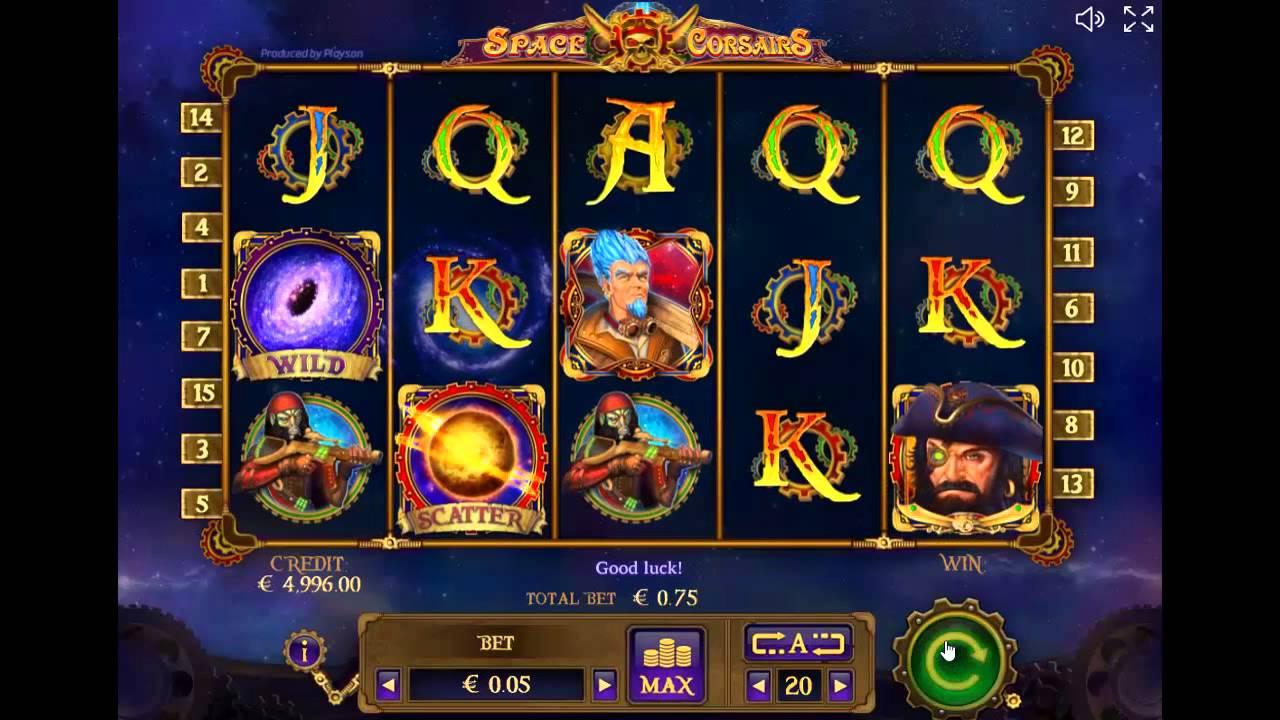 Видео слот игры казино corsair пираты андрей манилов казино