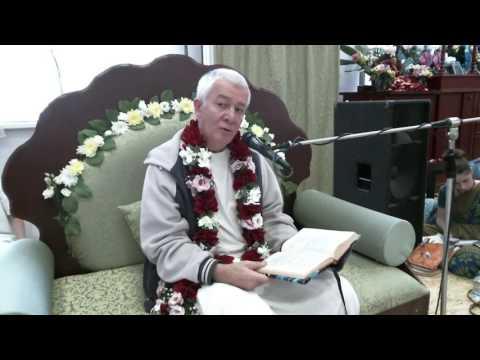 Шримад Бхагаватам 1.17.30 - Чайтанья Чандра Чаран Прабху