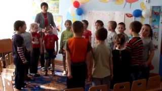 Музыкальное занятие в детском саду - Путешествие в страну музыки