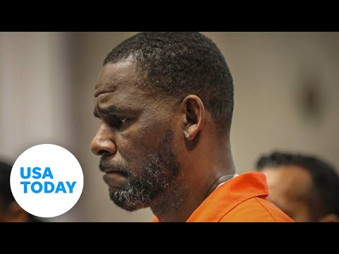 R. Kelly verdict: R&B star found guilty in sex-trafficking trial | USA TODAY