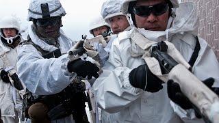 日米空挺部隊の初・共同降下訓練 「NorthWind2」 北海道・矢臼別演習場