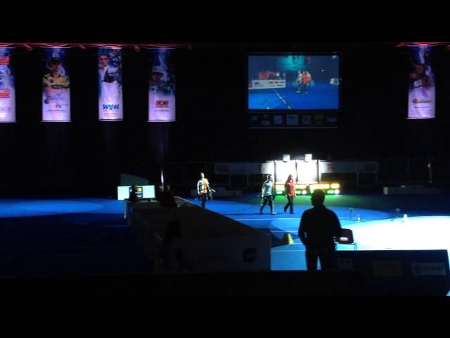 Opkomst Finale Denzel Pleiter World Cup 2015 Nimes