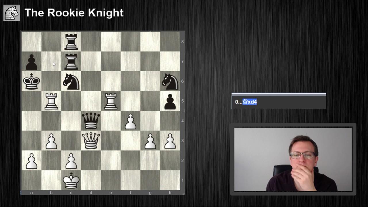 Chess Tactics - Training - Puzzle #59 - YouTube