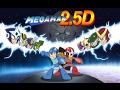 Após 8 anos de produção, Mega Man 2.5D finalmente está pronto