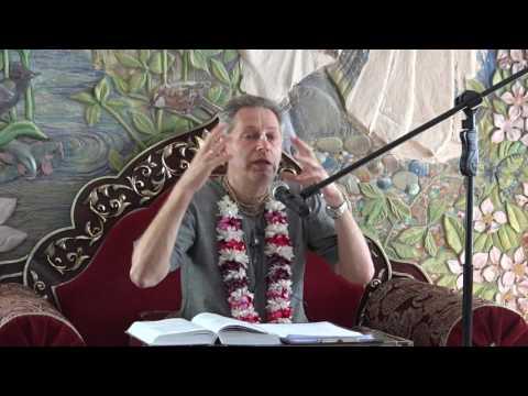 Бхагавад Гита 10.10 - Враджендра Кумар прабху