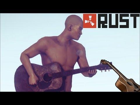 How To Get Rust Guitar Script ! (MUST WATCH) - YouTube