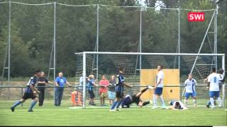 Fussball SC Mannswörth : Wienerberg