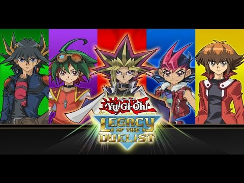 YuGiOh Legacy Of The Duelist PC (Game Preview + Download + Gameplay)