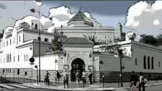 صراع المغرب والجزائر على مسجد باريس