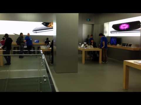 Swiss Apple Stores