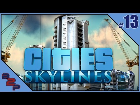 Cities Skyline 13 Treni Balundopoli Gameplay Ita Youtube