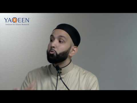 Dealing with Isolation: Learning from Islam's Original Converts - Omar Suleiman | Lecture