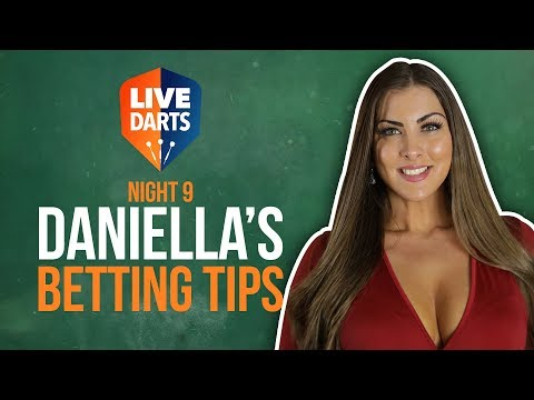 Premier League Darts Judgement Night - Daniella's Betting Tips
