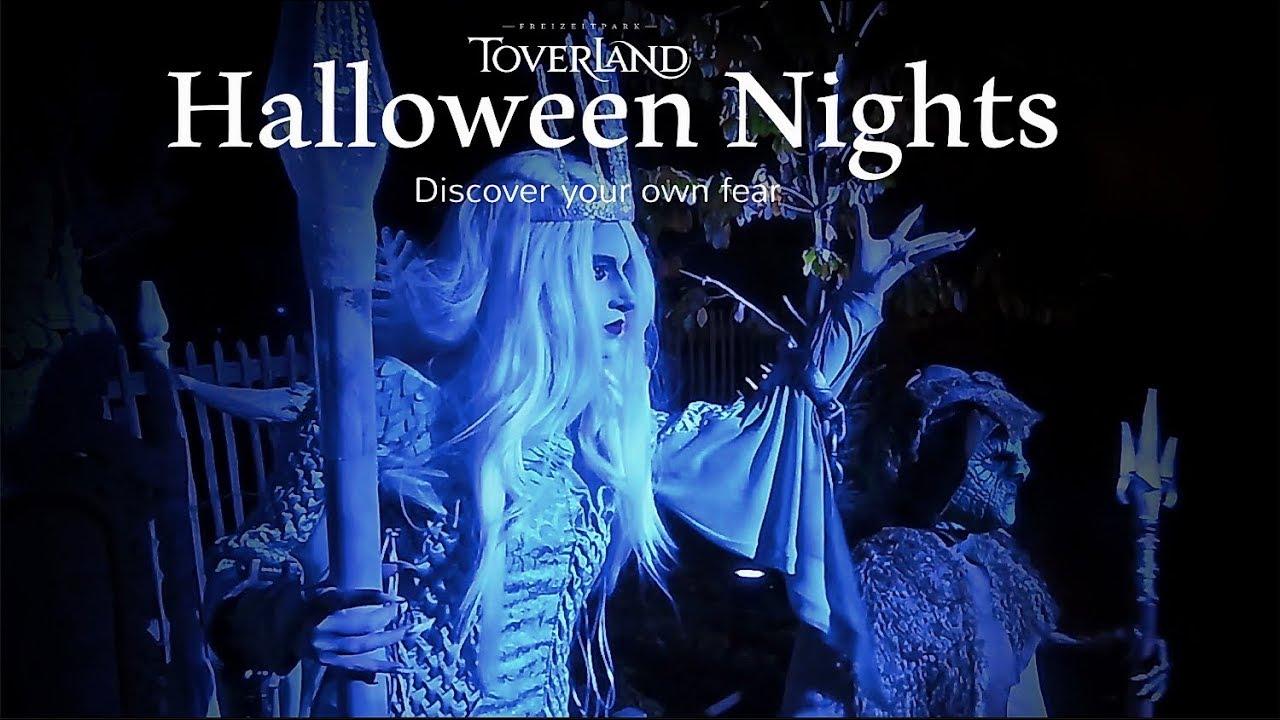 Halloween Toverland 2019.Halloween Nights 2018 Attractiepark Toverland Halloween 2018 Reportage