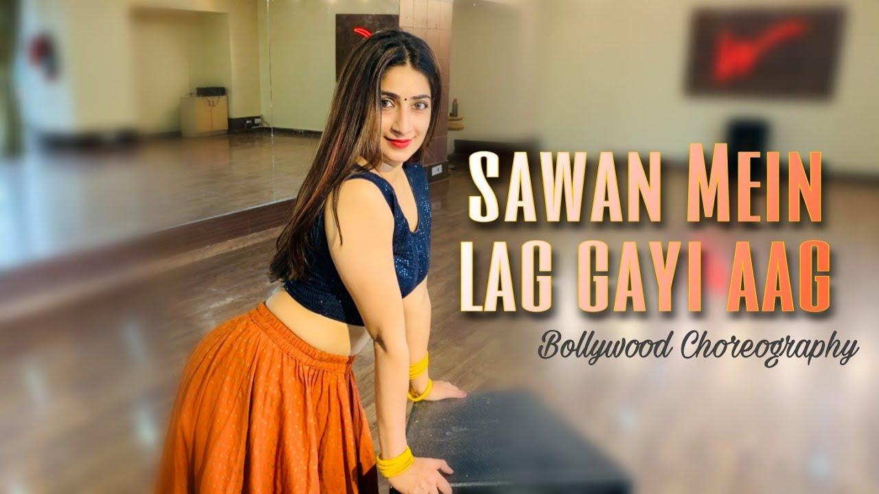 SAWAN MEIN LAG GAYI AAG-Ginny Weds Sunny |Dance Video|Divyas choreography.