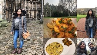 Spend Your Weekend With Me || Tour to the Holyrood Palace || Methi Paratha Recipe