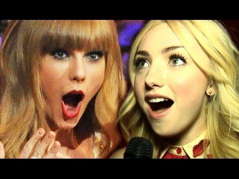 Peyton List Talks Her Taylor Swift Girl Crush