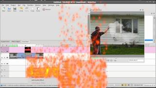How To do Muzzle Flash with Kdenlive Tutorial
