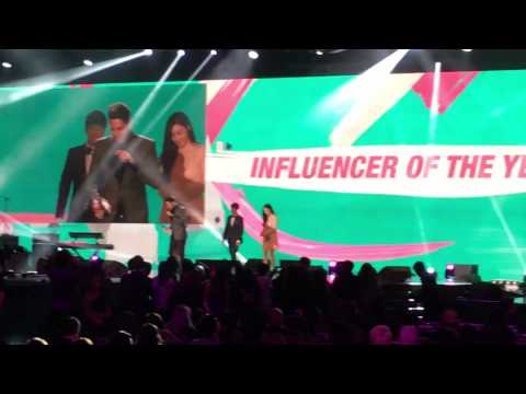 Tiffany at influence Asia