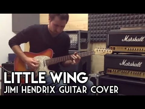 Little Wing - Jimi Hendrix  - Guitar cover with my solo