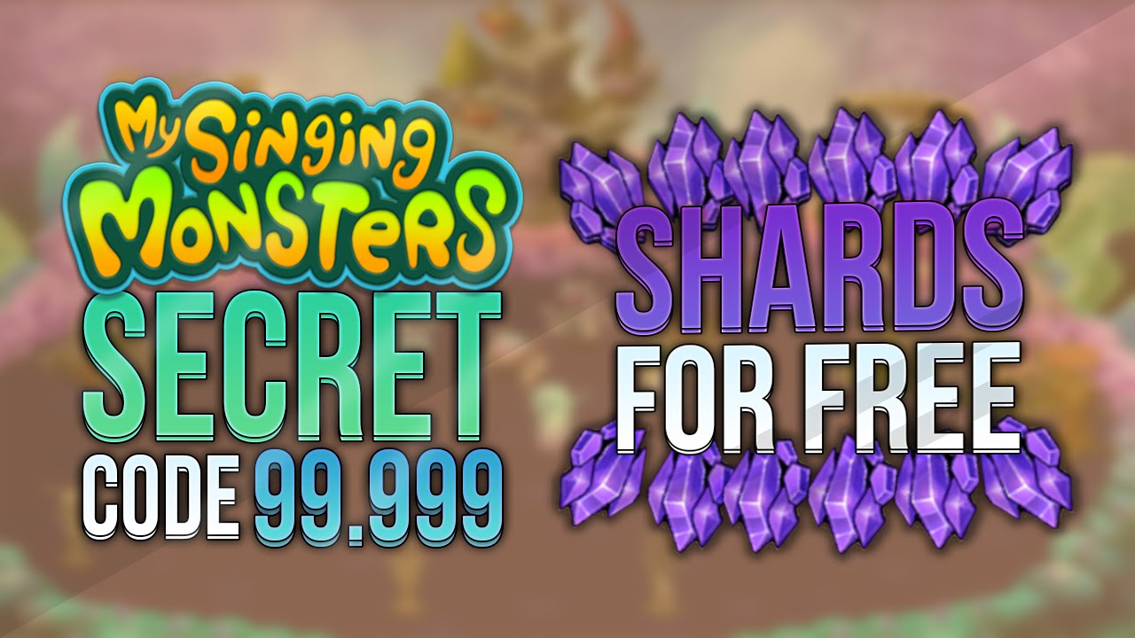 how to get shards in my singing monsters