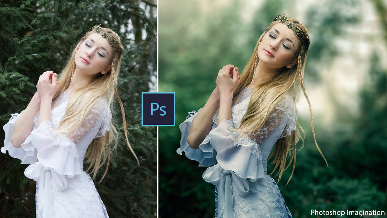 How To Edit Outdoor Portrait In Photoshop