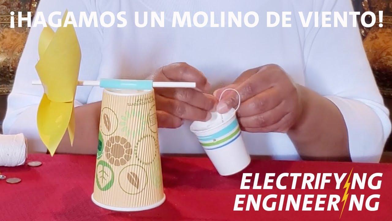Cómo probar la energía eólica en casa | Aprendizaje en línea de STEM | General Motors