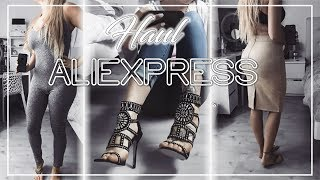 HAUL ALIEXPRESS: MES TROUVAILLES