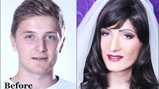 Repeat youtube video Crossdressing Makeover Service Dublin