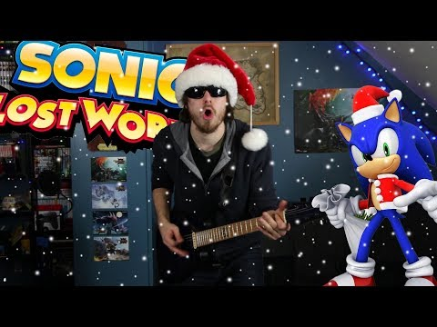 Ultimate Cover n°51 : Sonic Lost World -  Frozen Factory Zone 1