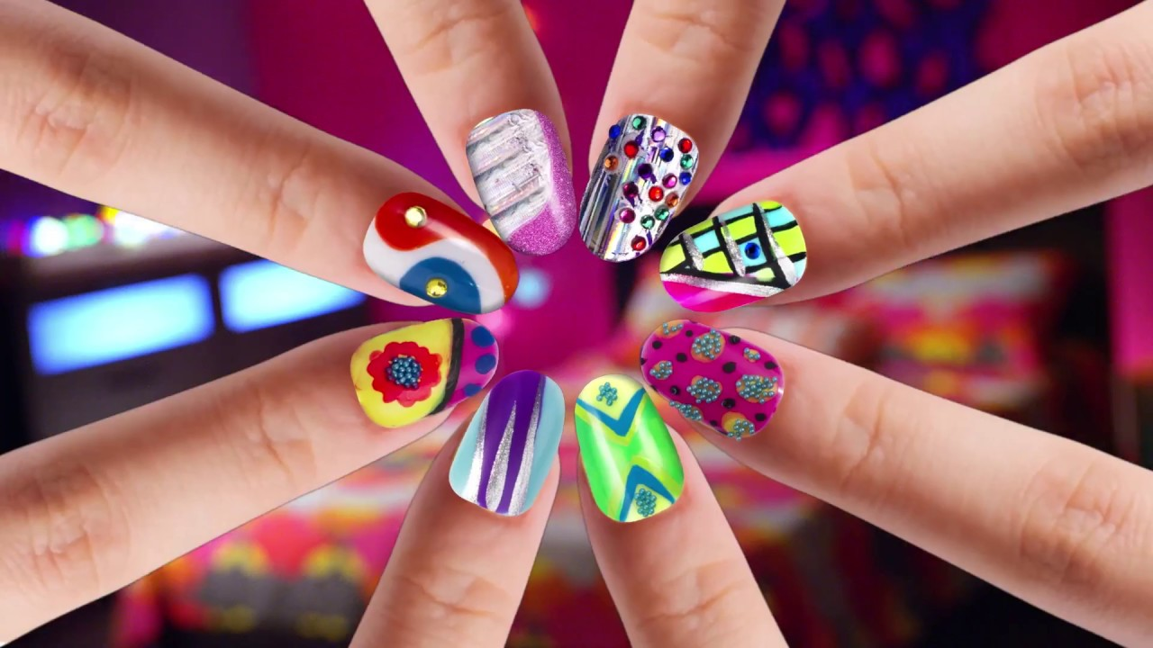 Shimmer n sparkle 8 in 1 nail studio 20s dk web 170927 youtube shimmer n sparkle 8 in 1 nail studio 20s dk web 170927 prinsesfo Choice Image
